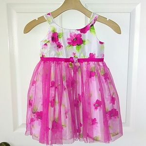 Other - Girly Floral Dress